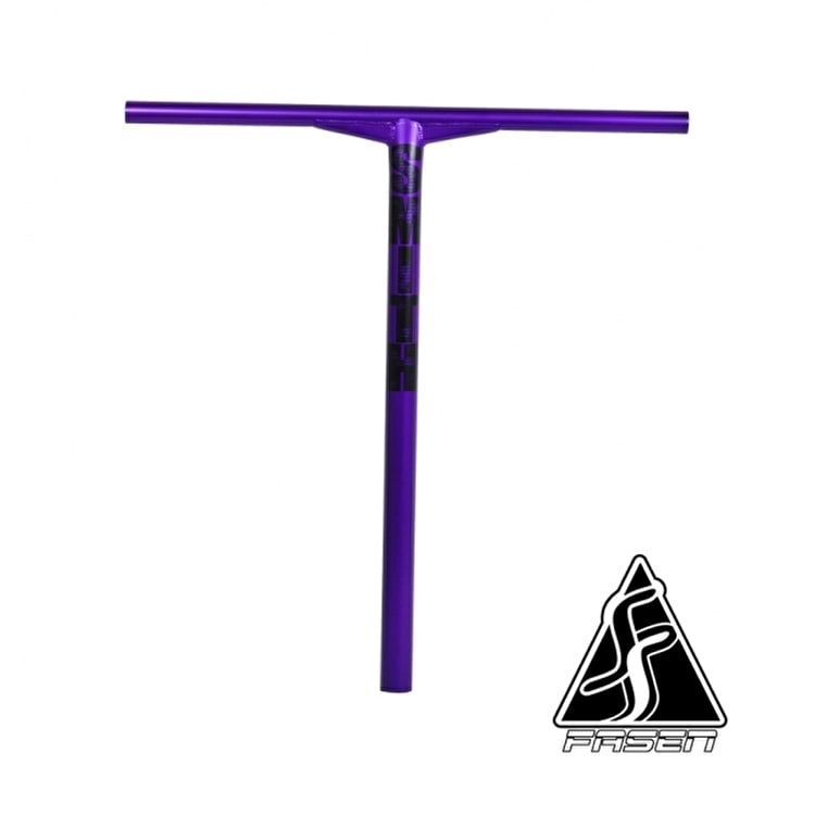 Fasen Smith Scooter Bars - Purple